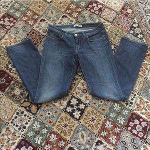 """Acne Jeans Blue """"Hep"""" Style"""